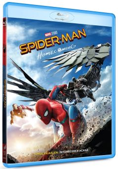Omul-Paianjen: Intoarcerea acasa / Spider-Man: Homecoming - BD