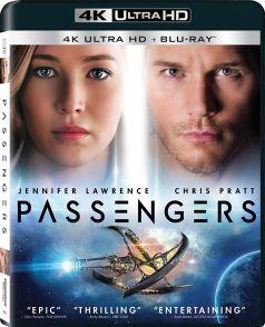 Pasagerii / Passengers - BD 2 discuri (4K Ultra HD + Blu-ray)