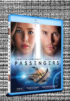 Pasagerii / Passengers BD