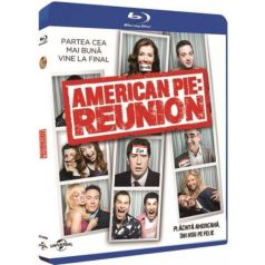 Placinta Americana - Din nou pe felie / American Pie - BD
