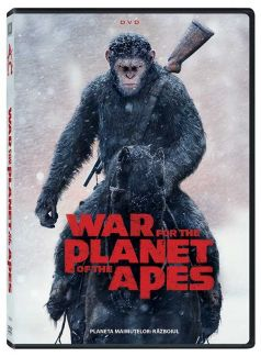 Planeta Maimutelor: Razboiul / War for the Planet of the Apes - DVD