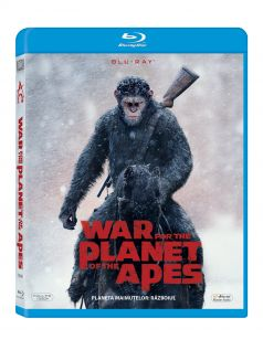 Planeta Maimutelor: Razboiul / War for the Planet of the Apes - BD