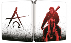 Planeta Maimutelor: Razboiul / War for the Planet of the Apes - BD COMBO (3D+2D) (Steelbook)