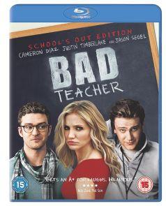 Profa rea, dar buuuna! / Bad Teacher - BD