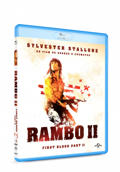 Rambo II / Rambo: First Blood - Part II - BD