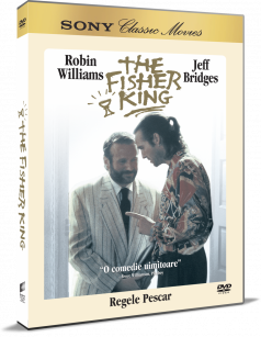 Regele Pescar / The Fisher King - DVD