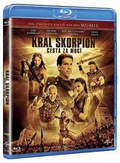 Regele Scorpion 4: Lupta pentru putere / Scorpion King 4: Quest for Power (coperta in ceha, subtitrare in romana) - BD