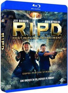 R.I.P.D. - Copoi pentru strigoi BD