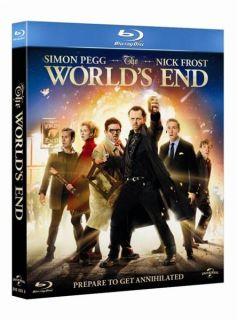Sfarsitul Lumii / The World's End BD