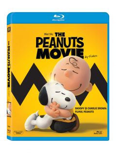 Snoopy si Charlie Brown: Filmul Peanuts / The Peanuts Movie - BD