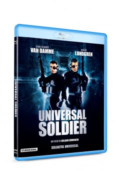 Soldatul Universal / Universal Soldier - BD