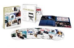 Steven Spielberg Collection - 8 filme Blu-Ray