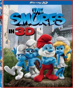 Strumpfii (Strumfii) 1 / The Smurfs 1 - BD 3D