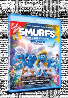 Strumpfii (Strumfii): Satul pierdut / Smurfs: The Lost Village - BD