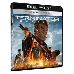 Terminator: Genisys - BD 2 discuri (4K Ultra HD + Blu-ray)