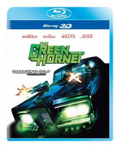 The Green Hornet: Viespea Verde / The Green Hornet - BD 3D