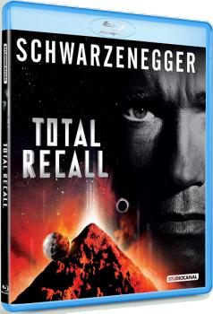 Total Recall (1990) - BD