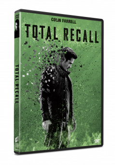Total Recall: Memorie programata / Total Recall (2012) (Character Cover Collection) - DVD