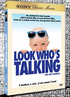 Uite cine vorbeste / Look Who s Talking - DVD
