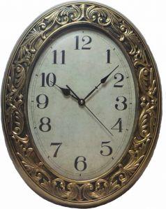 Ceas de perete Winning , vintage, oval