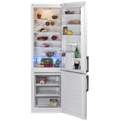 Combina frigorifica Beko DBK386WDR+, 380 Litri, A+