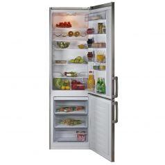 Combina frigorifica Beko DBKE386XI+, 359 Litri, A+