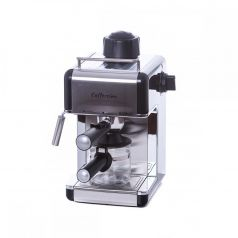 Espressor  Samus CAFFECCINO BLACK,  800 W, 3.5 bari, 4 cesti