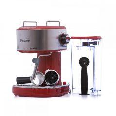 Espressor Samus OBSESSION RED,  850 W, 15 bari,culoare roşu+inox