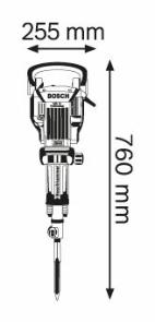 Ciocan demolator GSH 16-30