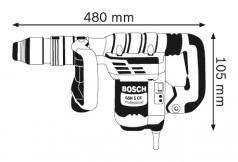 Ciocan demolator SDS-max GSH 5 CE
