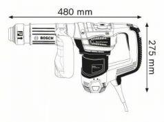 Ciocan demolator SDS-max GSH 5