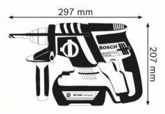 Ciocan rotopercutor SDS-plus GBH 36 V-EC Compact x 2 Acumulatori 1.3 Ah