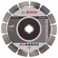 Disc diamantat Expert pentru materiale abrazive 180 mm