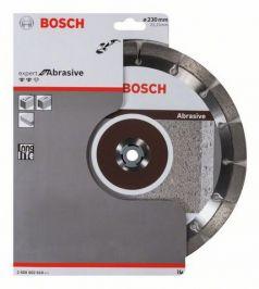Disc diamantat Expert pentru materiale abrazive 230 mm