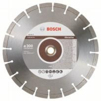 Disc diamantat Expert pentru materiale abrazive 300 mm x 20/25.40 mm