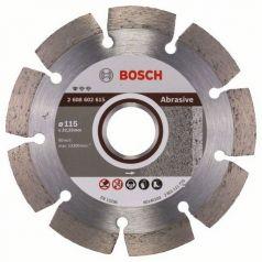 Disc diamantat Standard pentru materiale abrazive 115 mm