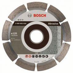 Disc diamantat Standard pentru materiale abrazive 125 mm
