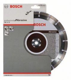Disc diamantat Standard pentru materiale abrazive 230 mm