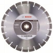 Disc diamantat Standard pentru materiale abrazive 350 mm x 20/25.40 mm