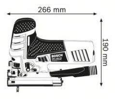 Ferastrau vertical GST 150 CE