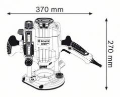 Masina de frezat GOF 1250 CE