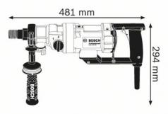 Masina de gaurit cu diamant GDB 180 WE