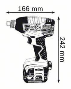 Masina de gaurit cu percutie GDX 14.4 V-LI Solo (fara acumulatori si incarcator)