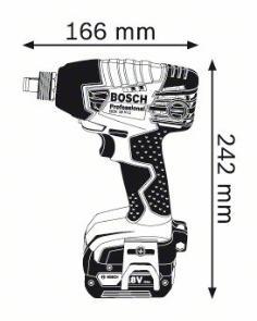 Masina de gaurit cu percutie GDX 18 V-LI Solo (fara acumulatori si incarcator)