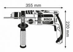 Masina de gaurit cu percutie GSB 21-2 RCT