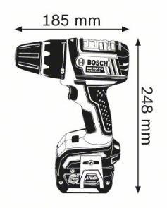 Masina de gaurit si insurubat GSR 14.4 V-LI Solo (fara acumulatori si incarcator)