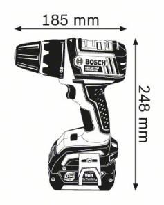 Masina de gaurit si insurubat GSR 18 V-LI Solo (fara acumulatori si incarcator)