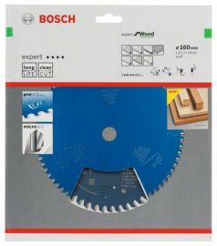 Panza ferastrau circular Expert for Wood 160x20x1.8/1.3x48 T