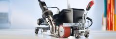 Robot automat pentru sudarea foliilor PVC - FORSTHOFF P2