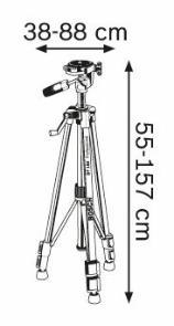 Stativ BT 150